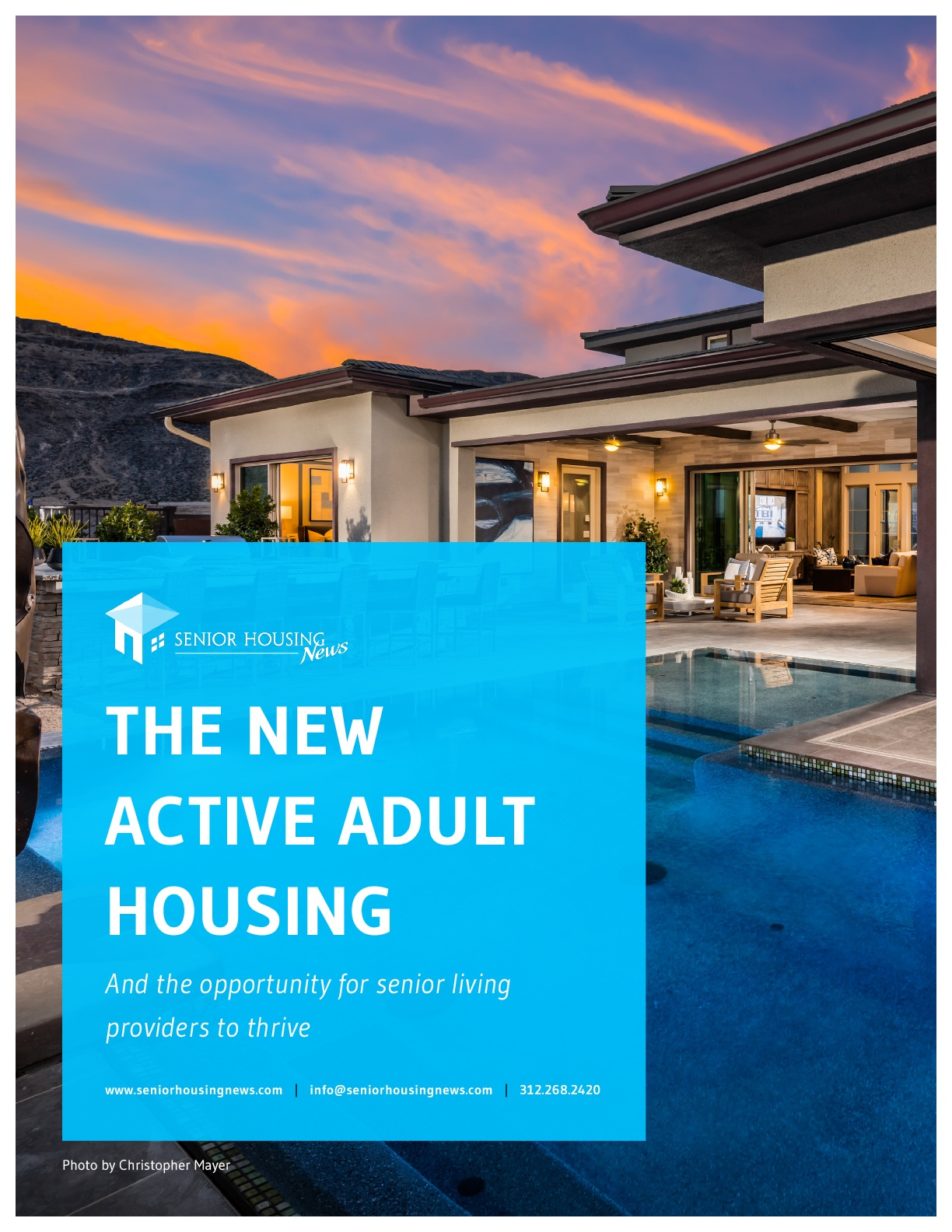 The New Active Adult Housing