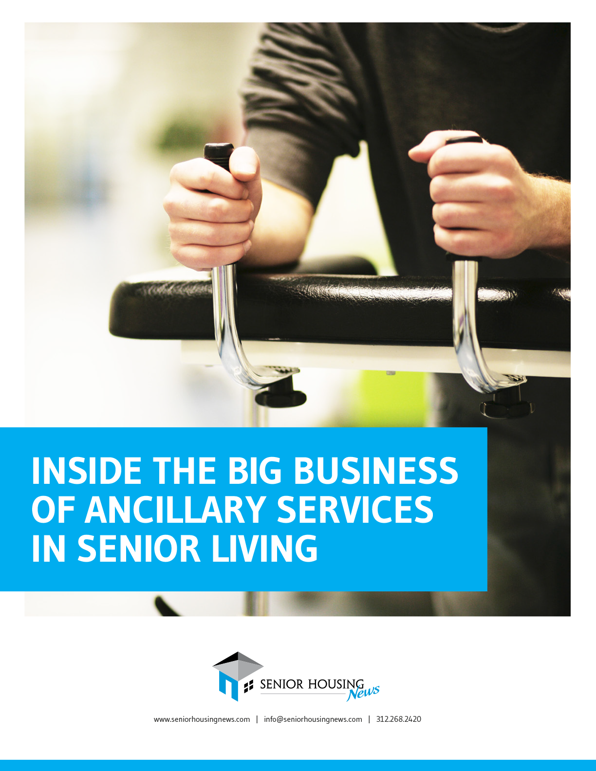 Inside the Big Business of Ancillary Services in Senior Living