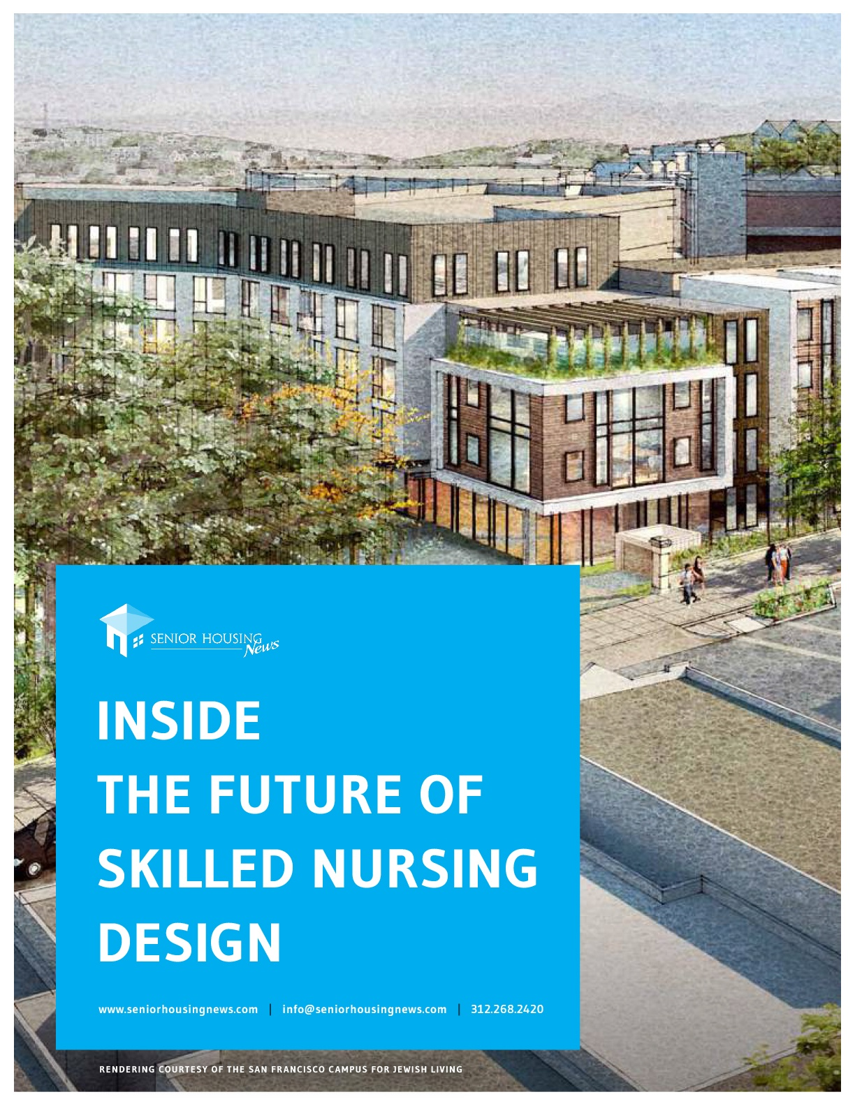 Inside The Future of Skilled Nursing Design