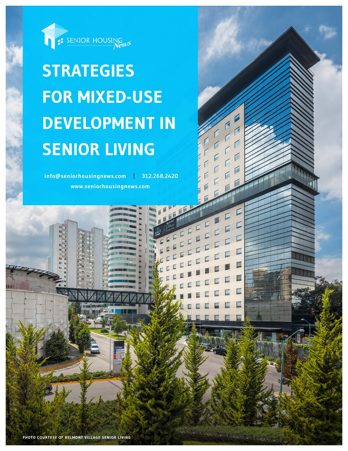 Strategies for Mixed-Use Development in Senior Living