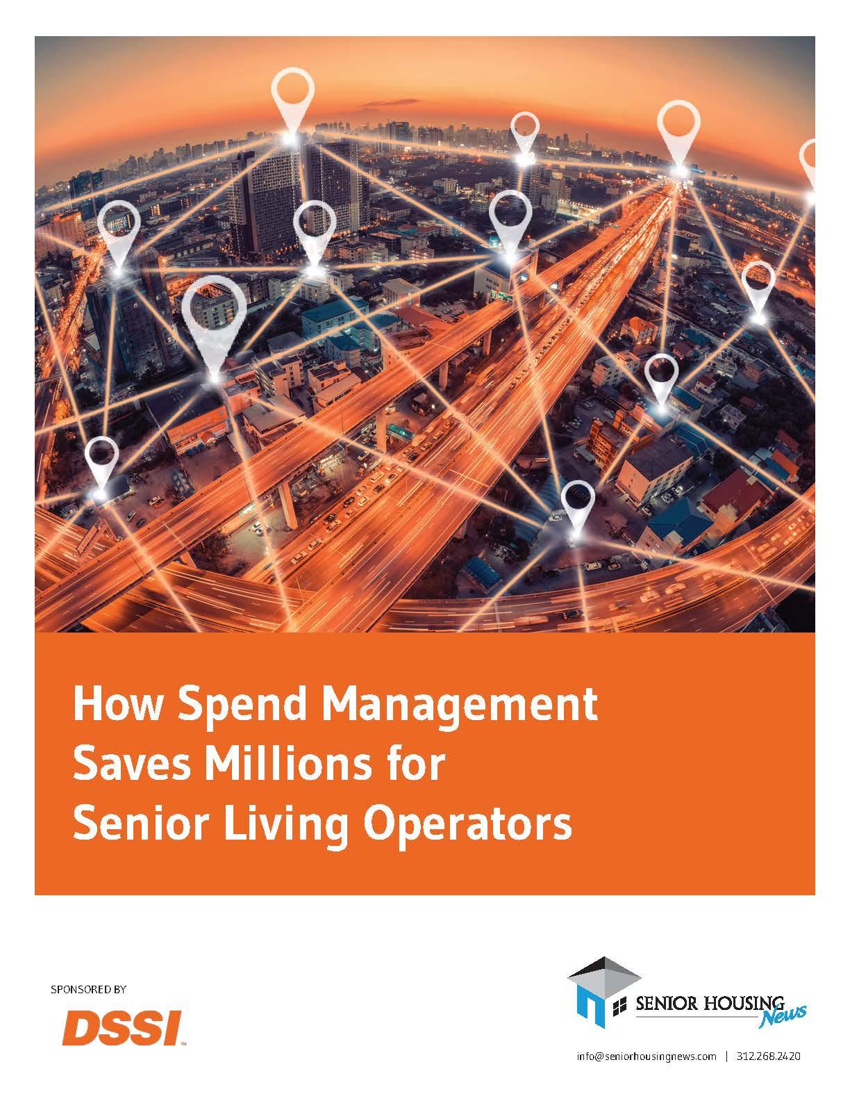 How Spend Management Saves Millions for Senior Living Operators
