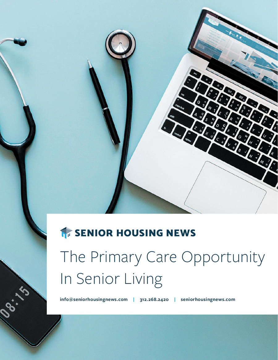 The Primary Care Opportunity In Senior Living