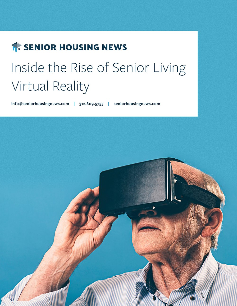 Inside the Rise of Senior Living Virtual Reality