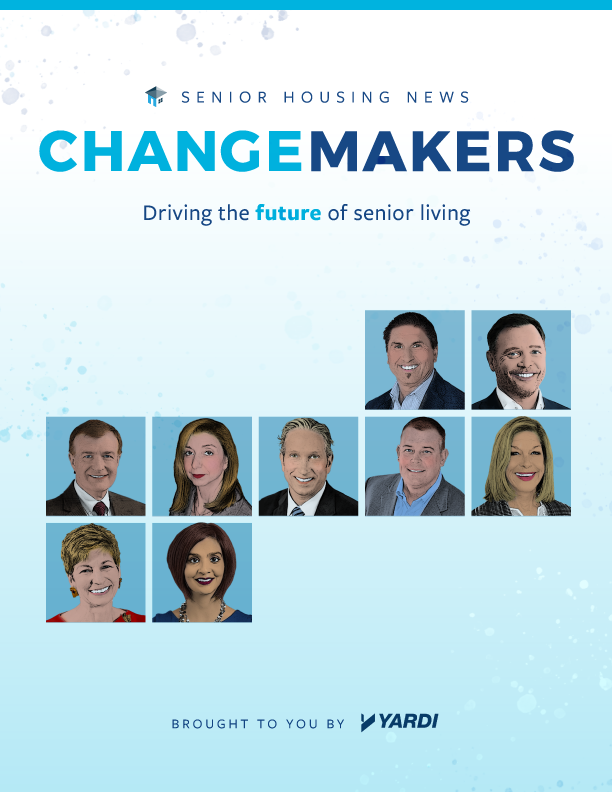 Changemakers: The pioneers driving the future of senior living