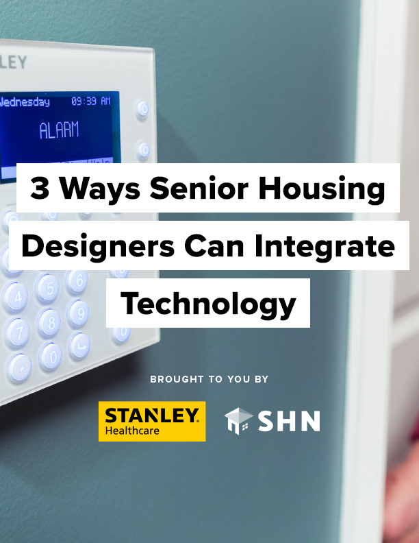 3 Ways Senior Housing Designers Can Integrate Technology