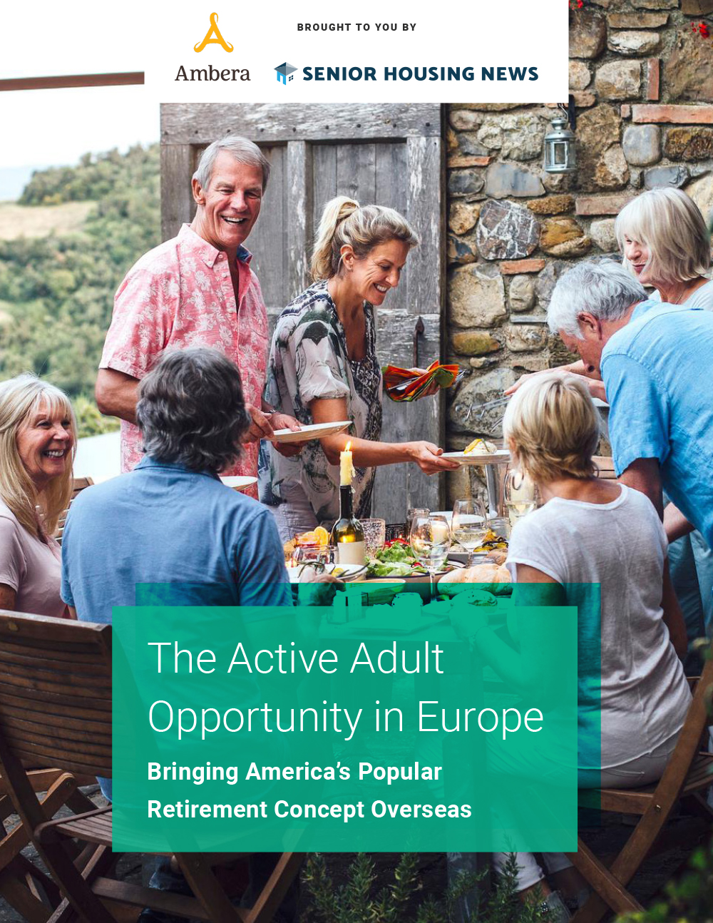 The Active Adult Opportunity in Europe