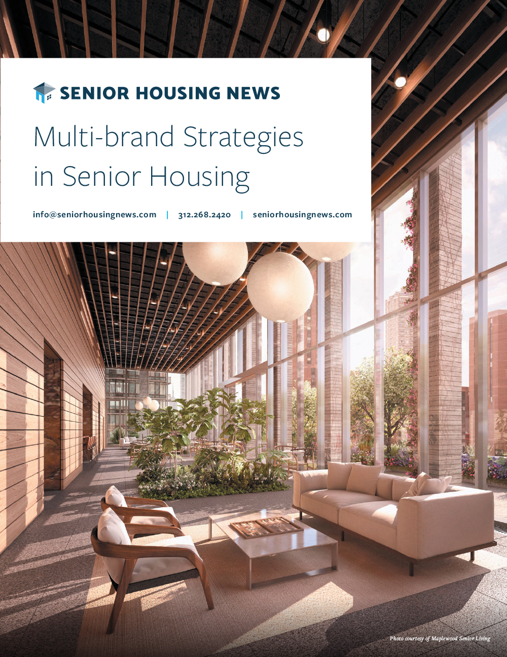 Multi-brand Strategies in Senior Housing