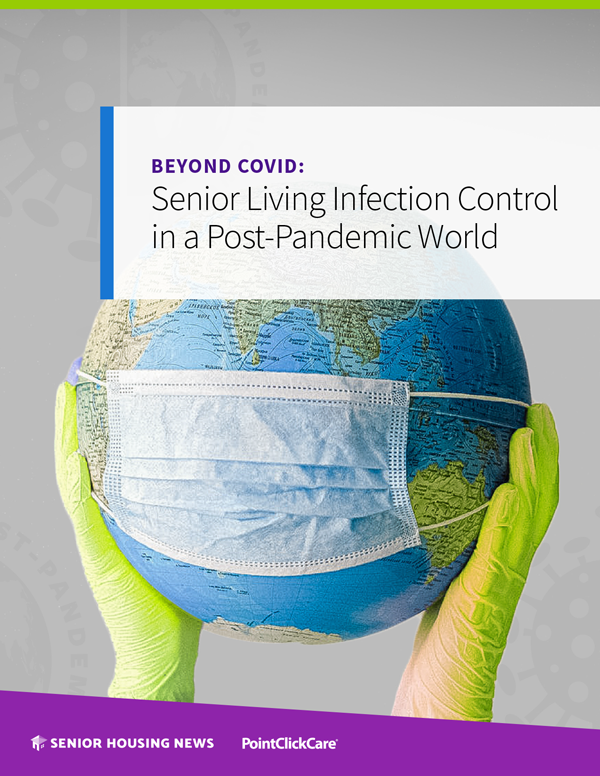 [White Paper] Beyond COVID: Senior Living Infection Control in a Post-Pandemic World