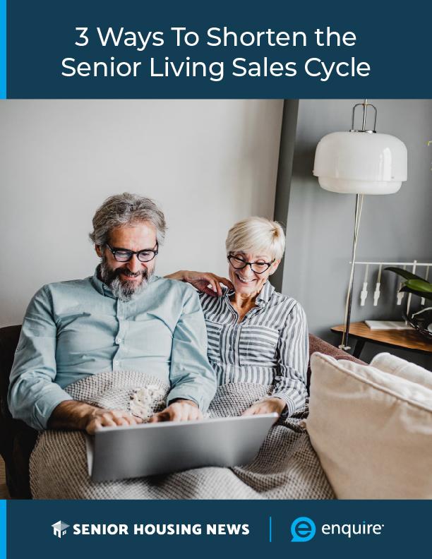 [White Paper]3 Ways to Shorten the Senior Living Sales Cycle