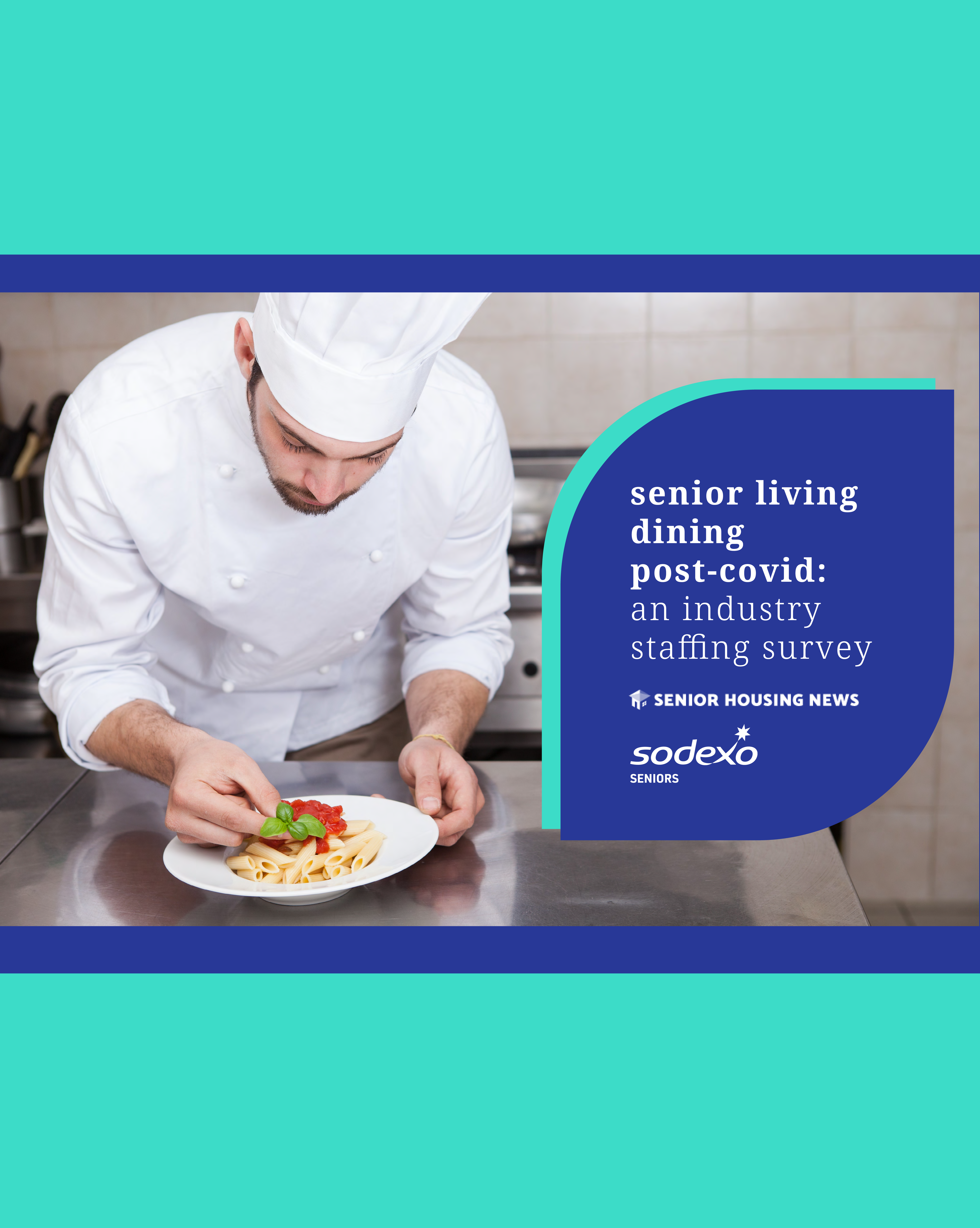 [eBook] Senior Living Dining Staffing: Post-COVID Outlook