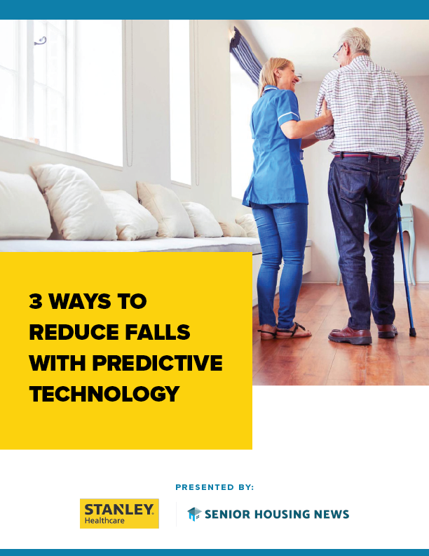 [White Paper]3 Ways to Reduce Falls with Predictive Technology