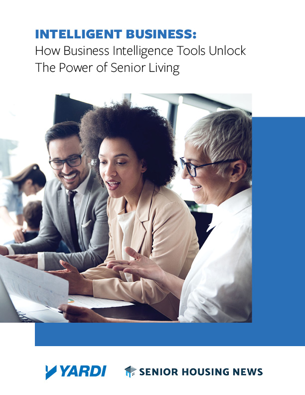 Intelligent Business: How Business Intelligence Tools Unlock the Power of Senior Living
