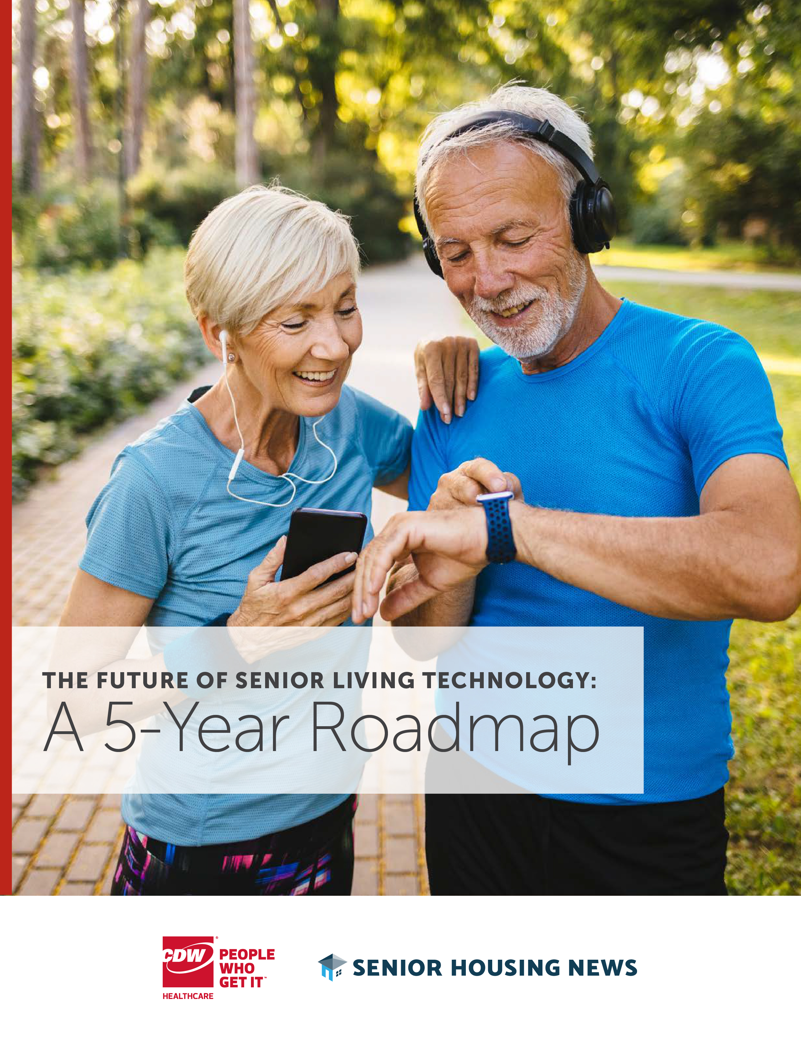 [White Paper] The Future of Senior Living Technology: A 5-Year Roadmap