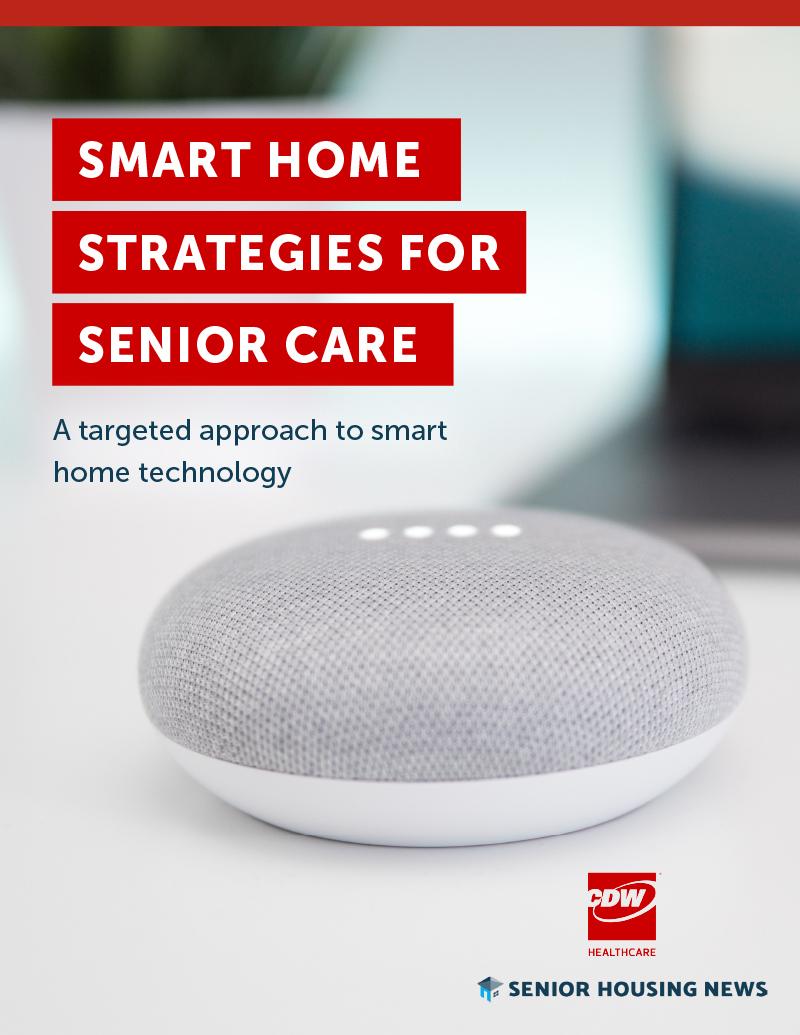 Smart Home Strategies for Senior Care-Cover