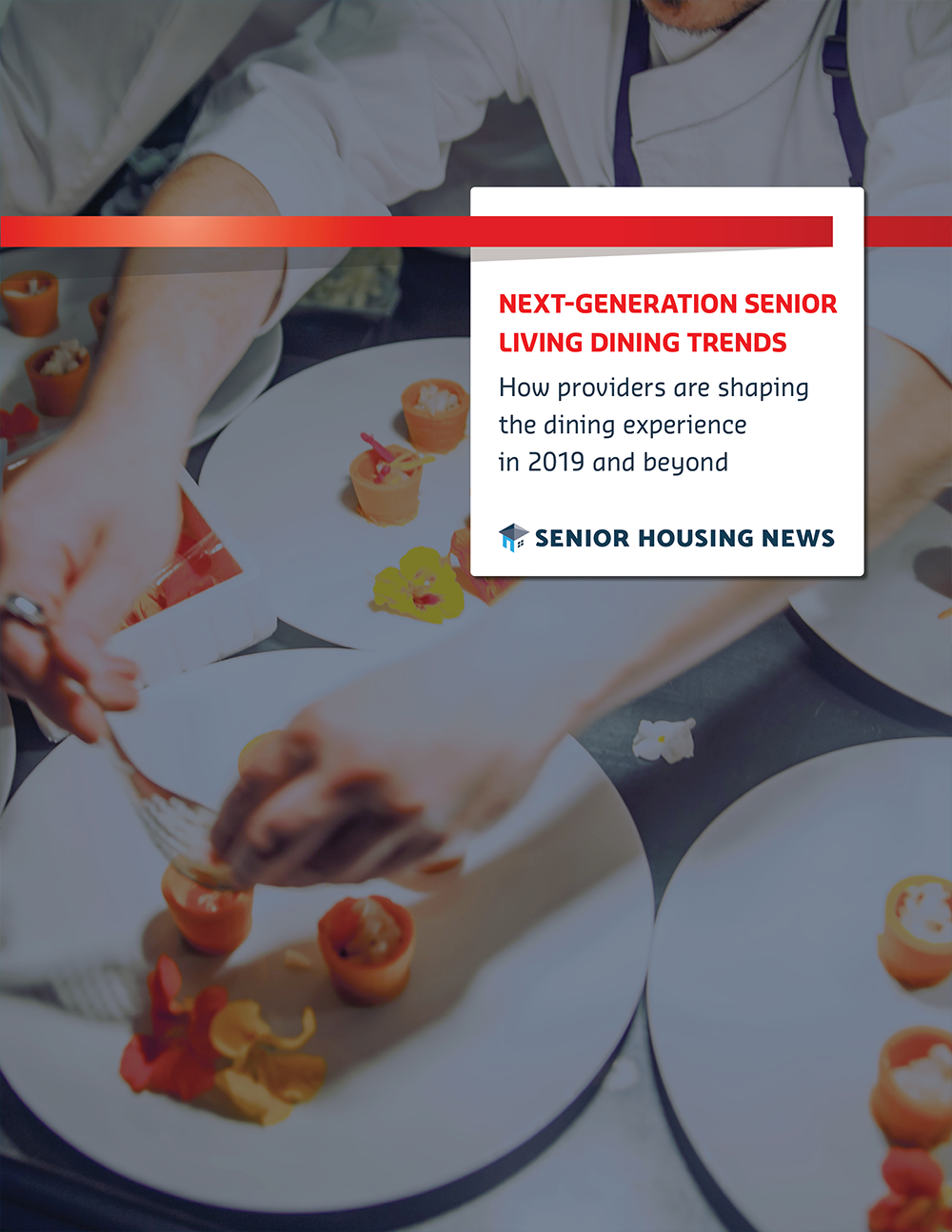 [Report] Next-Generation Senior Living Dining Trends