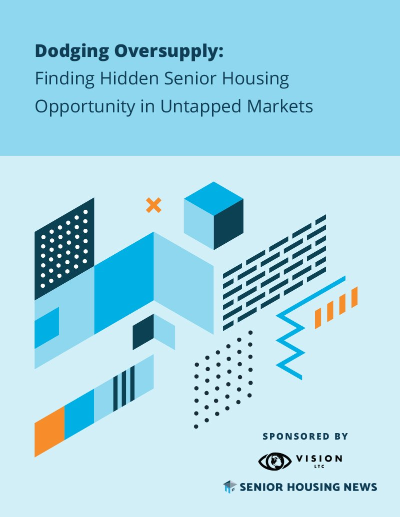 Dodging Oversupply: Finding Hidden Senior Housing Opportunity in Untapped Markets