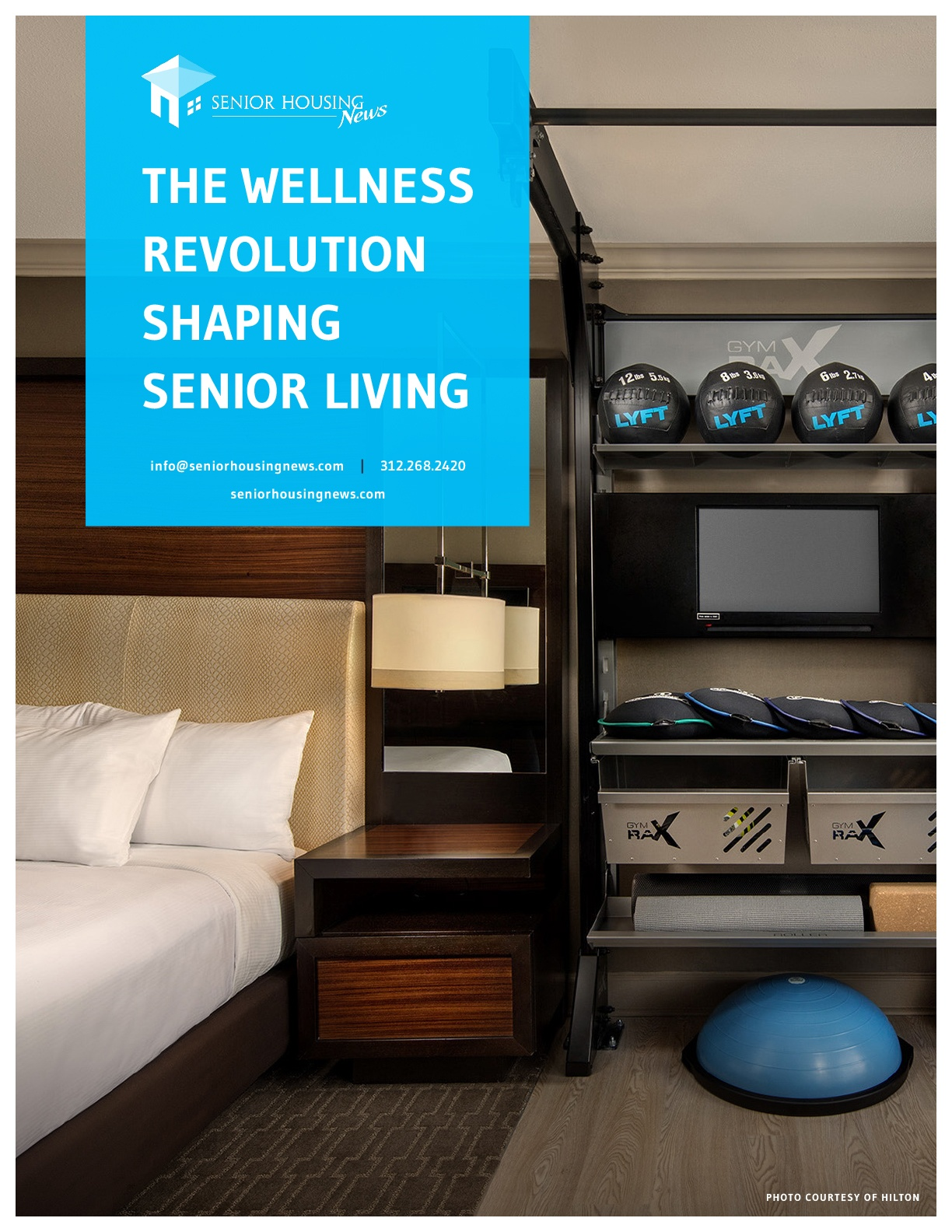 The Wellness Revolution Shaping Senior Living