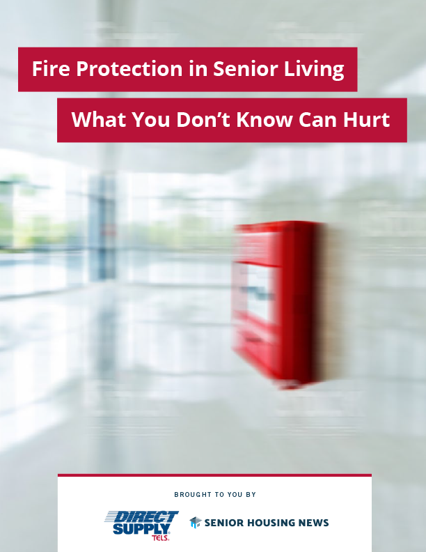 [White Paper] Fire Protection in Senior Living