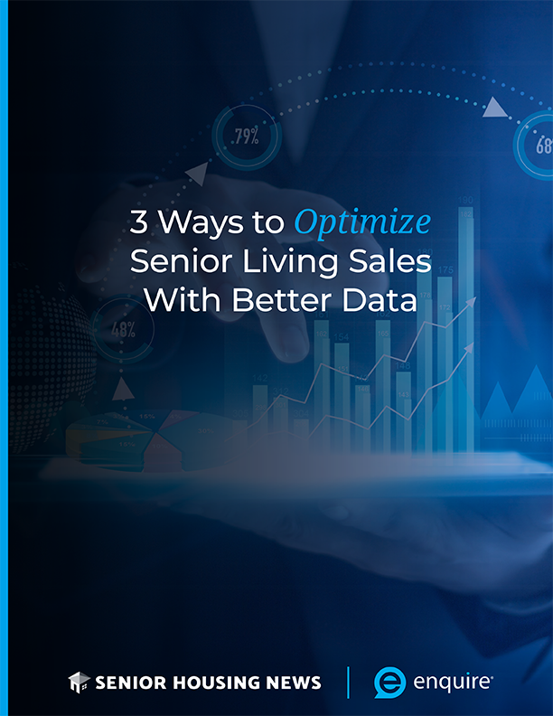 [White Paper] 3 Ways to Optimize Senior Living Sales With Better Data